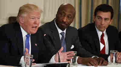 CEOs' Dilemma: Supporting Trump's Agenda, Opposing His Behavior