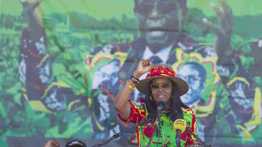 Zimbabwe's First Lady Accused Of Beating South African Model With Extension Cord