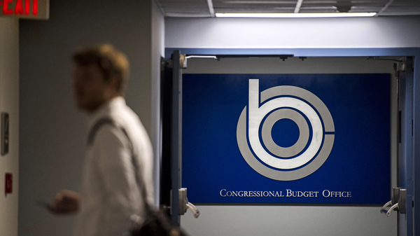 An analysis by the Congressional Budget Office released Tuesday found that ending cost-sharing reduction payments to insurers, a move that President Trump is contemplating, would raise the deficit by $194 billion over 10 years.