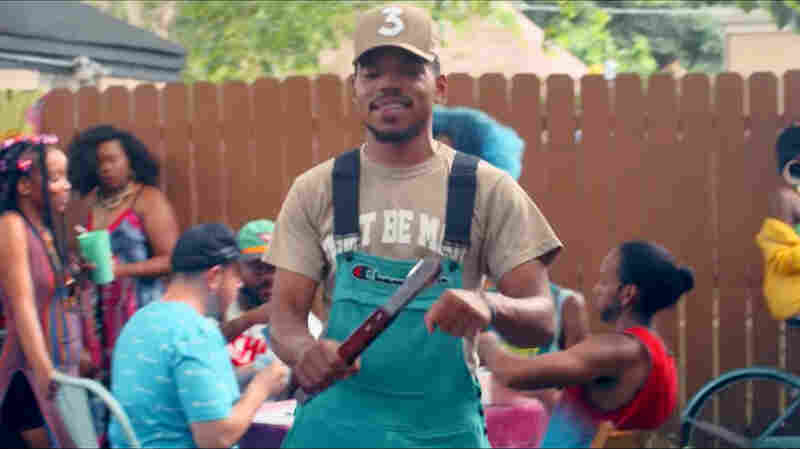 Jamila Woods And Chance The Rapper Counter Chicago's Narrative With 'LSD'