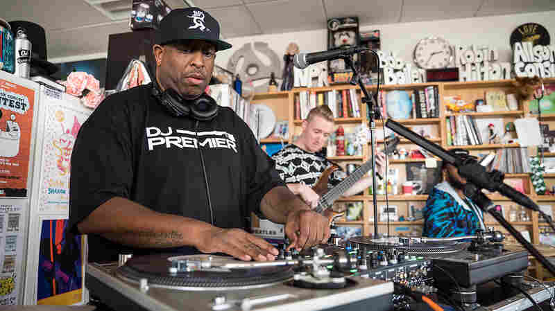 DJ Premier & The Badder Band: Tiny Desk Concert