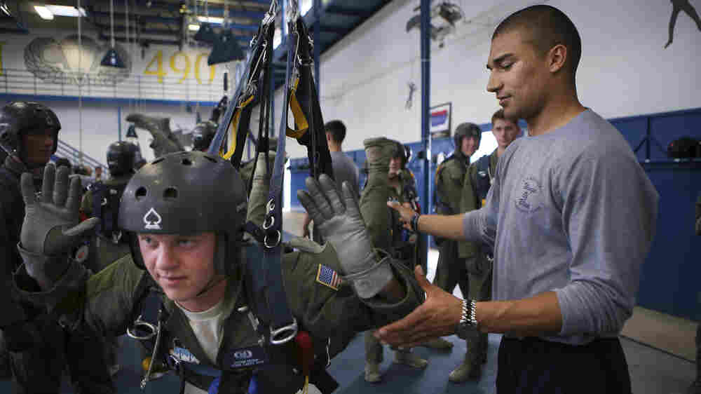 An Air Force Cadet At 25: A Sign Of The Times In Higher Education