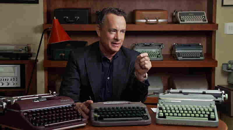 'California Typewriter': A Love-Letter To The Carriage-Return Lever