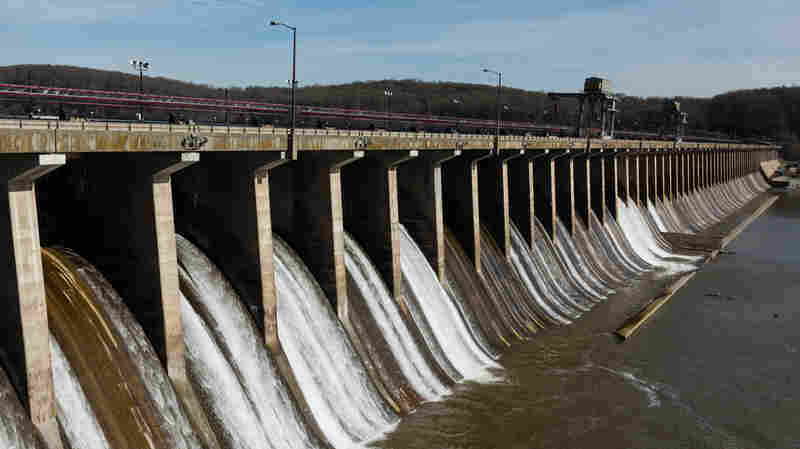 Pollution Buildup At Conowingo Dam May Harm Chesapeake Bay Cleanup