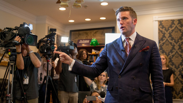 University Of Florida Denies Richard Spencer Event, Citing 'Likelihood Of Violence'