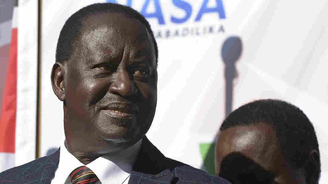 Kenya opposition files case against presidential electipn