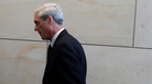 Special counsel Robert Mueller departs after briefing the House Intelligence Committee on Capitol Hill on June 20.