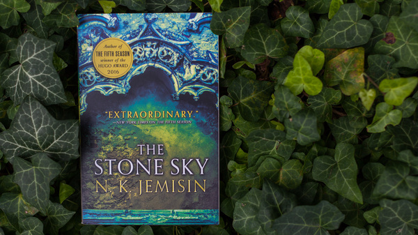 In 'The Stone Sky,' Some Worlds Need To Burn