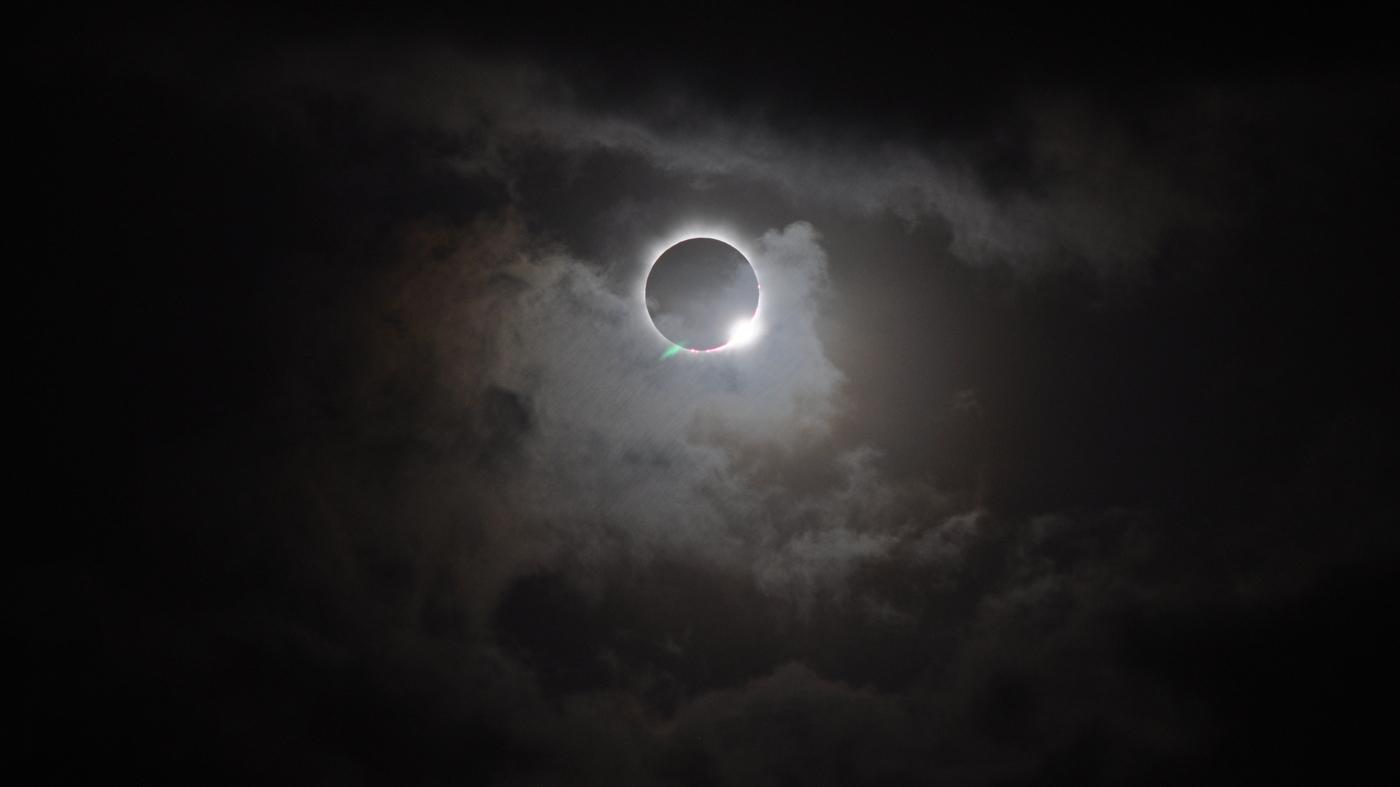 Live Coverage: Follow The Solar Eclipse