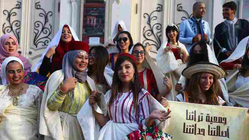 As Tunisia Weighs Women's Rights Proposal, Some Of The Staunchest Opponents Are Women