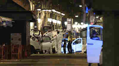 At Least 13 Dead, 100 Injured After Van Strikes Crowd In Barcelona, Officials Say