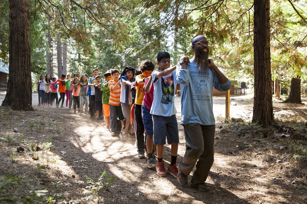 Summer camp teaches young muslims how to cope with rising for Summer camp northern california
