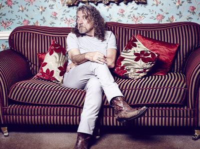 Robert Plant Announces New Album, 'Carry Fire'