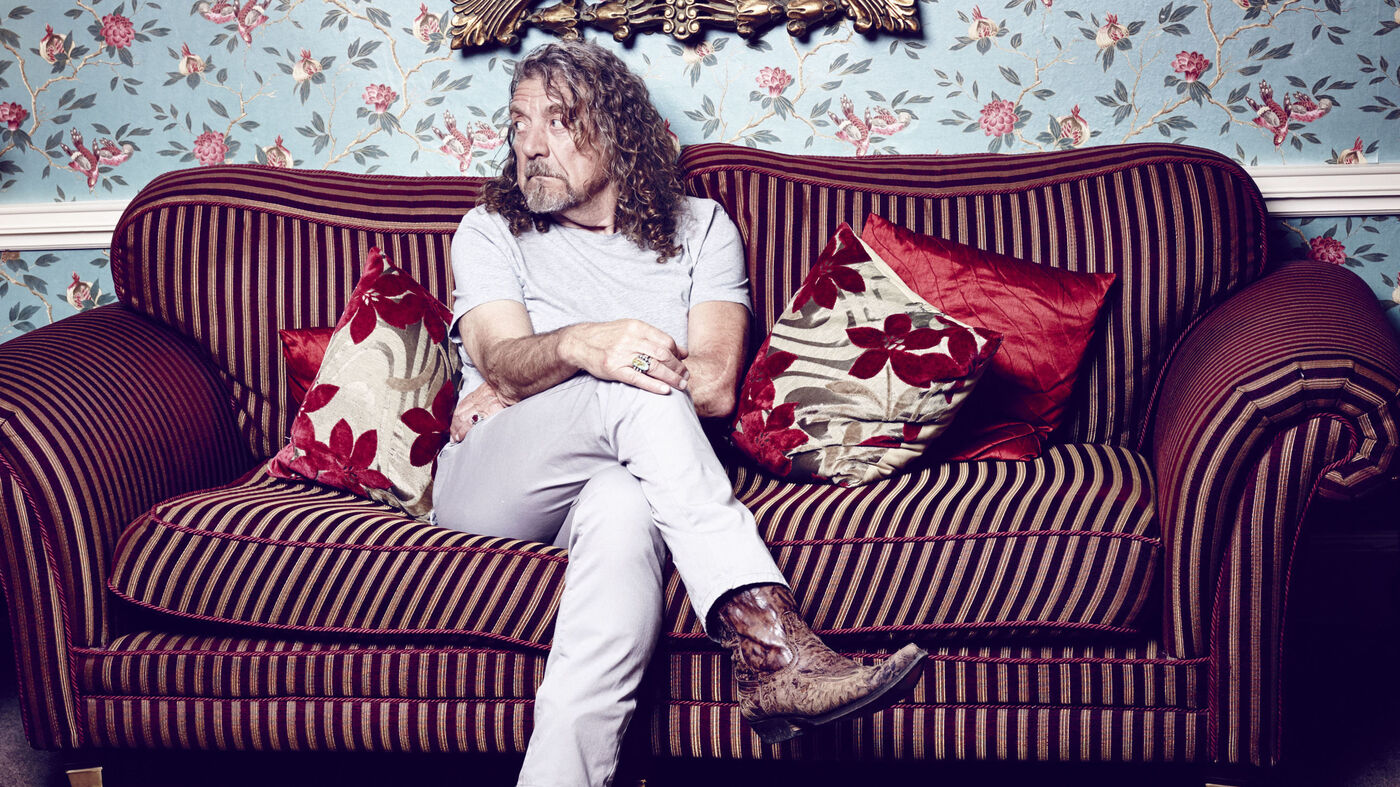There's A New Robert Plant Album On The Way