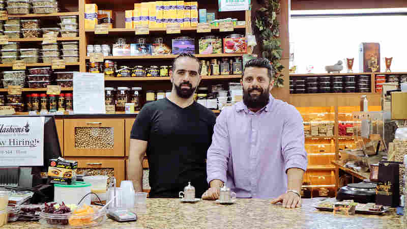 In Michigan, Museum Food Tours Offer Tastes Of Arab Culture