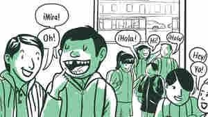 Estoy Aprendiendo English: Una Historieta En Dos Idiomas