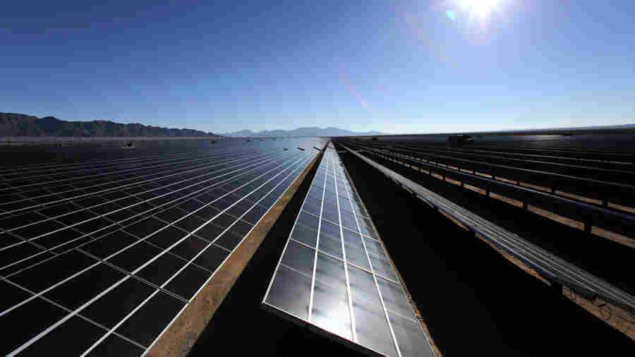 California Prepares For An Eclipse Of Its Solar Power