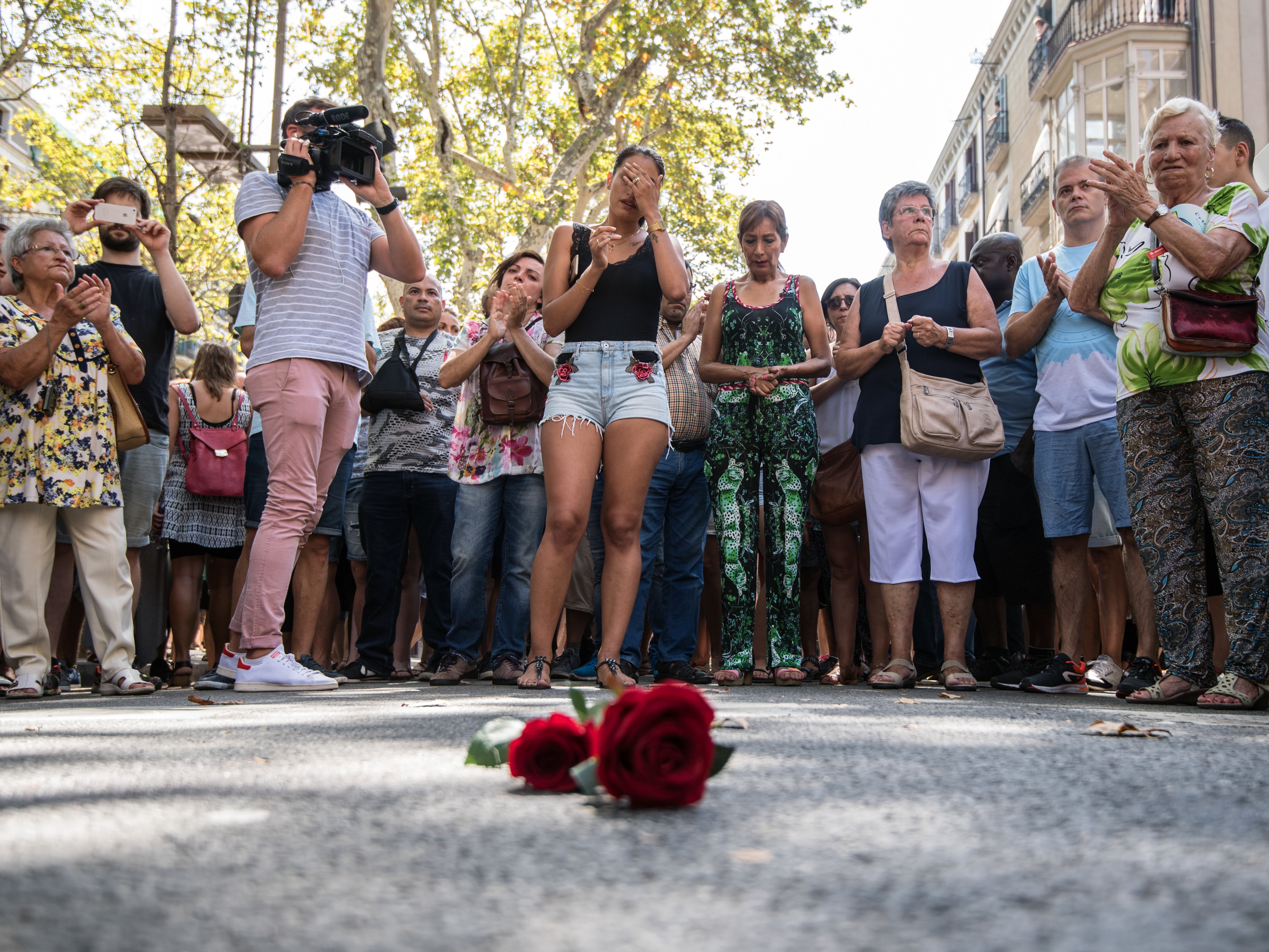 Spain attacks: Man launches Facebook appeal for missing grandson