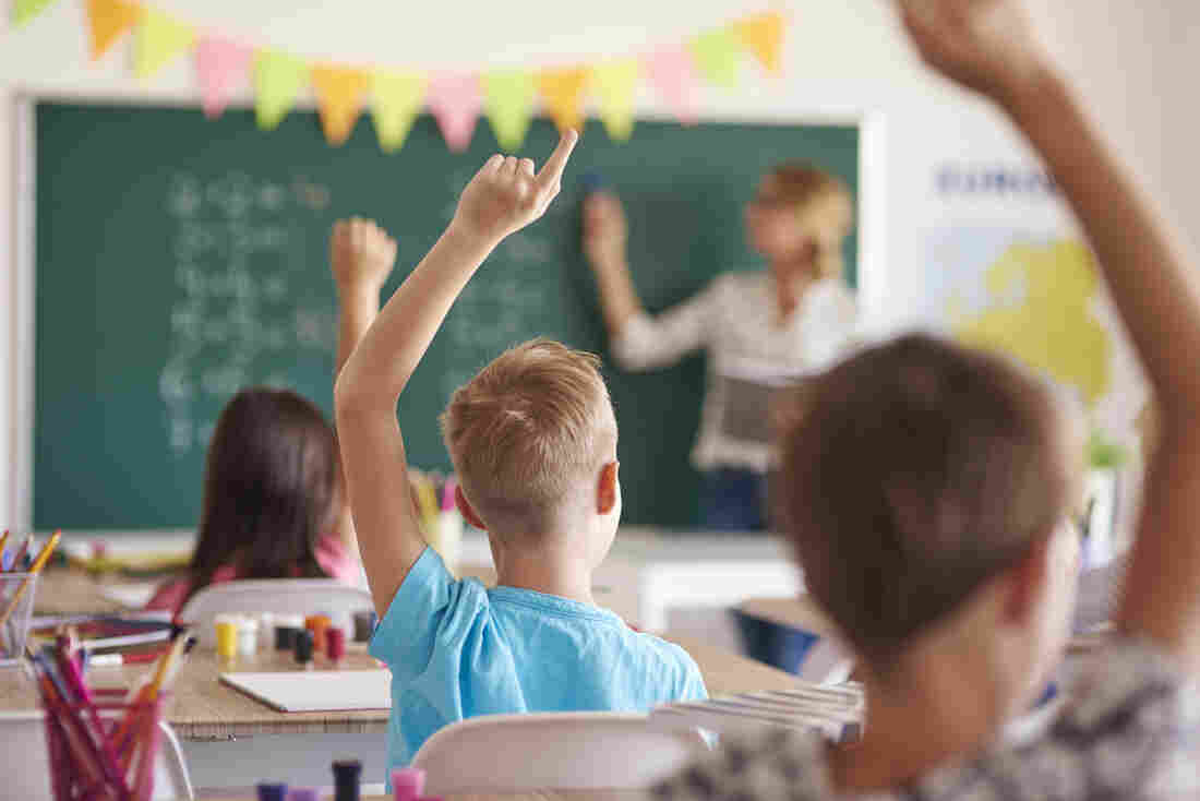 Oldest Kids In Class Do Better, Even Through College