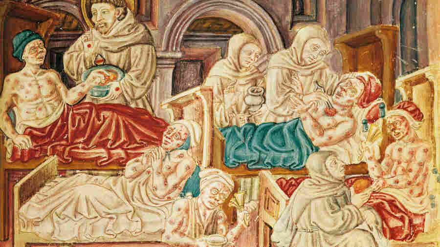 Iconic Plague Images Are Often Not What They Seem