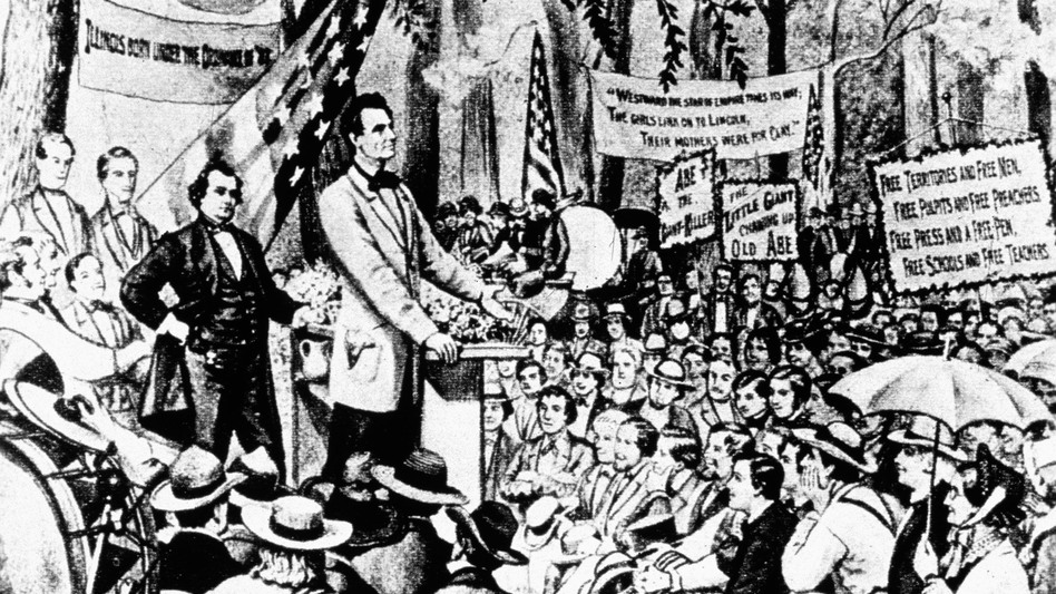 """Abraham Lincoln warned that """"A house divided against itself cannot stand."""""""