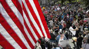Boston Right-Wing 'Free Speech' Rally Dwarfed By Counterprotesters