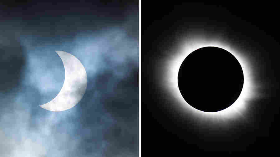 Be Smart: A Partial Eclipse Can Fry Your Naked Eyes