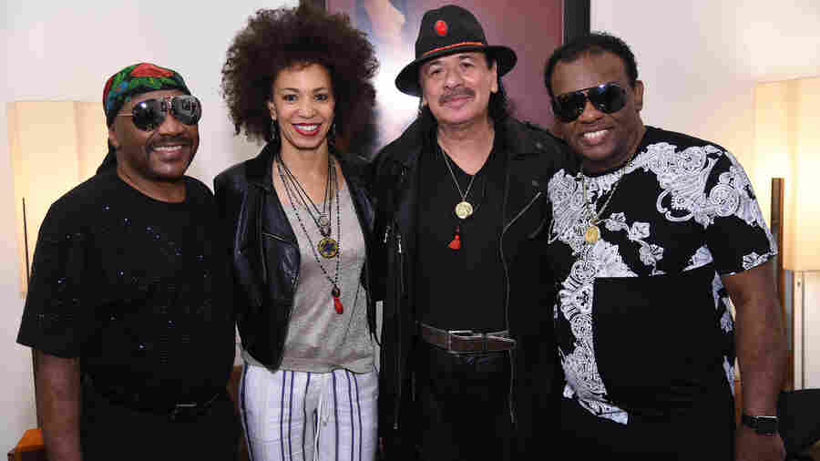 Santana And The Isley Brothers Come Together For 'Power Of Peace'