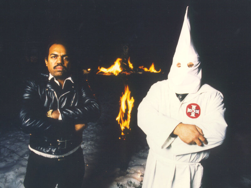 How One Man Convinced 200 Ku Klux Klan Members To Give Up Their Robes 66f8b08ad