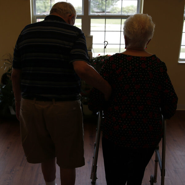 Under Trump Rule, Nursing Home Residents May Not Be Able To Sue After Abuse