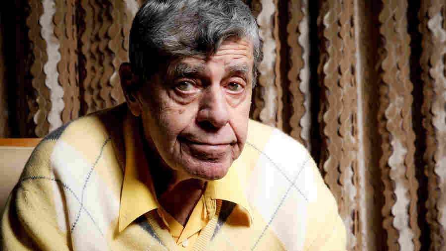 Jerry Lewis On His Borscht Belt Childhood And The Lonely Work Of Comedy