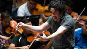 Venezuelan President Cancels Gustavo Dudamel's Youth Orchestra Tour To U.S.