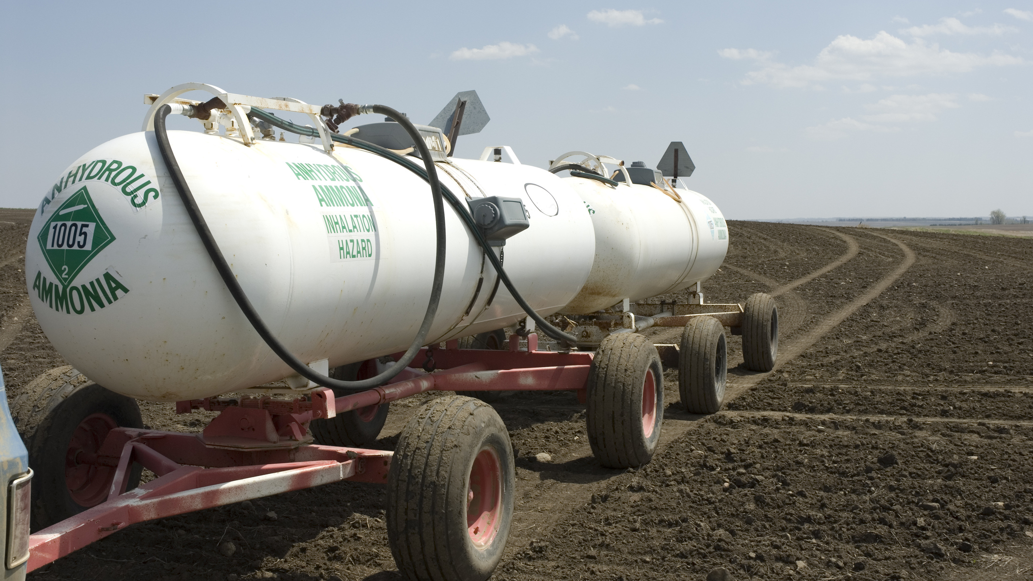 Can Anyone, Even Walmart, Stem The Heat-Trapping Flood Of Nitrogen On Farms?