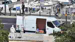 Driver Plows Into Bus Shelters In Southern France, Killing 1 Person