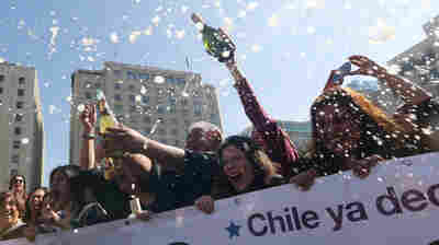 With Court's OK, Chile Relaxes One Of The World's Strictest Abortion Bans