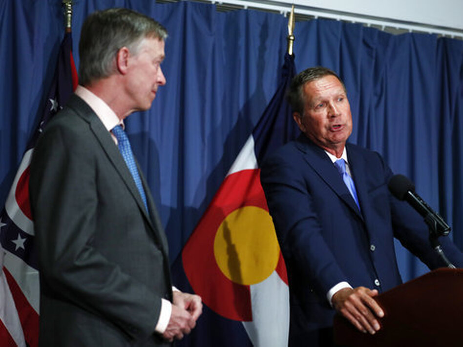 Governors Preparing Bipartisan Health Care Plan For ...