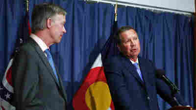 Governors Preparing Bipartisan Health Care Plan For Congress To Consider