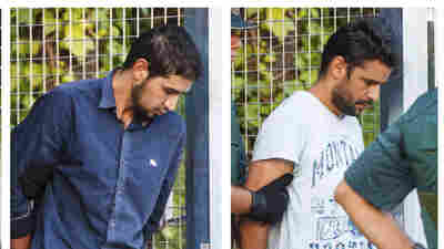 After Spain Attacks, Four Suspects Appear In Court