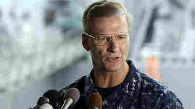 Commander Of Navy's 7th Fleet Dismissed After Series Of Ship Mishaps