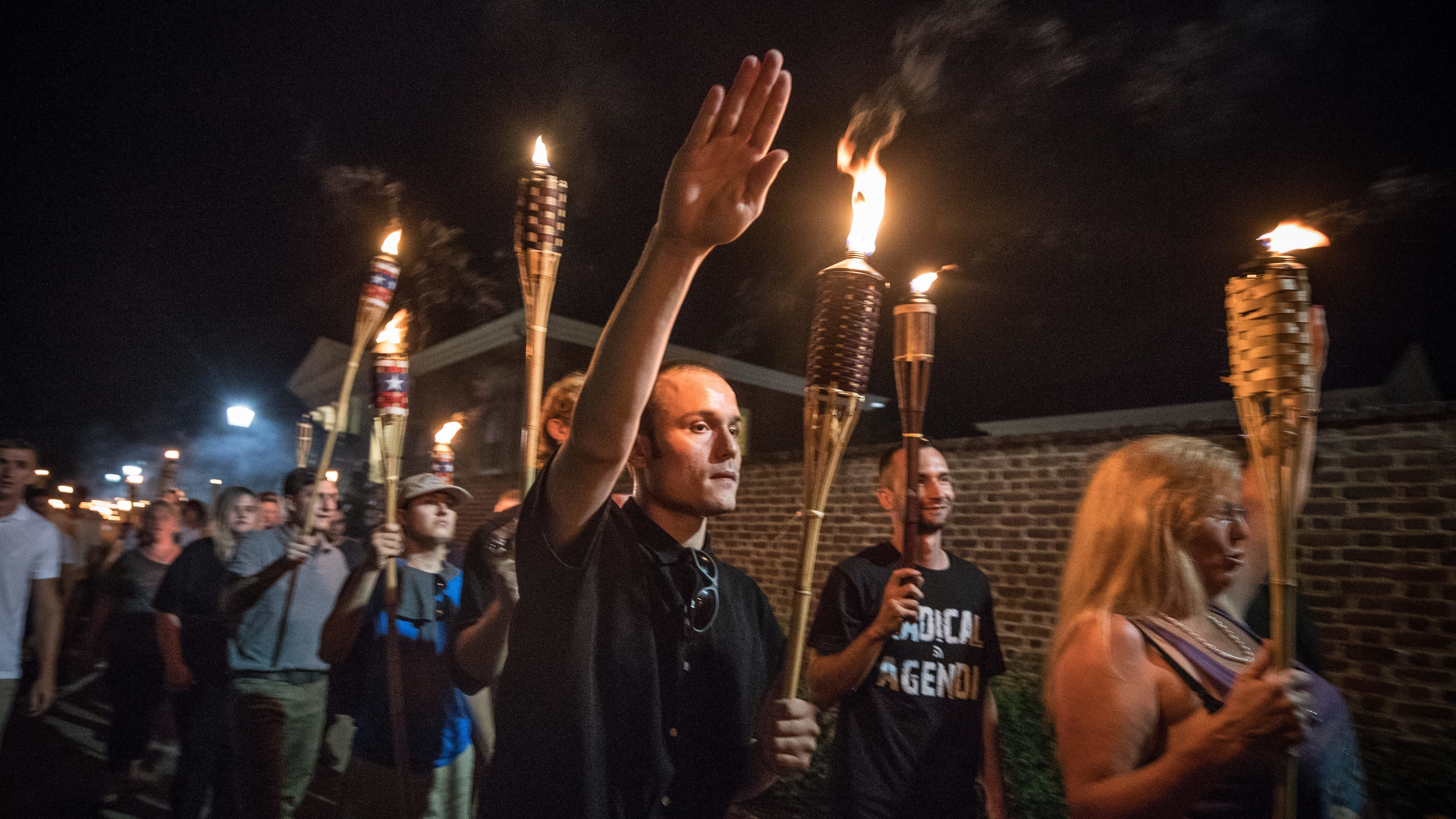 Charlottesville: United Nations warns USA over 'alarming' racism