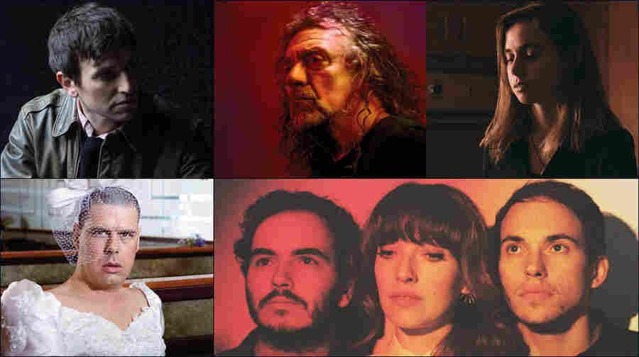 New Mix: Julien Baker, Robert Plant, Daughter, METZ, More