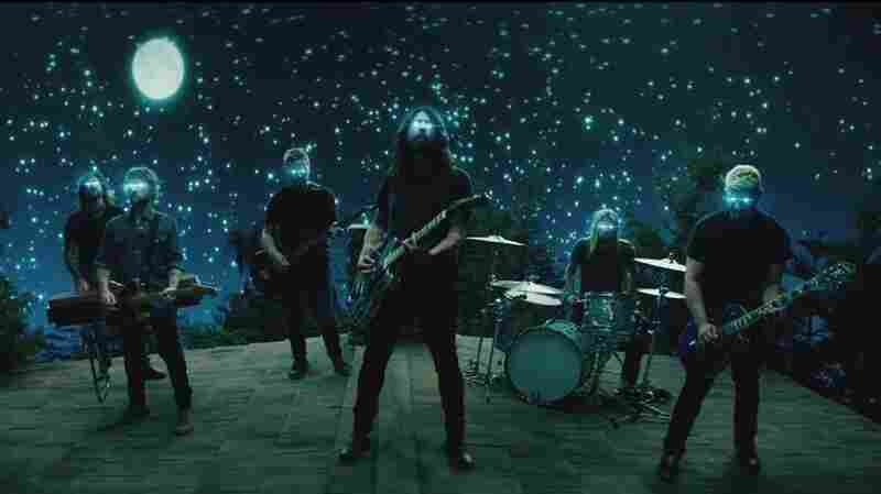Strange Things Are Afoot In Foo Fighters' 'The Sky Is A Neighborhood' Video