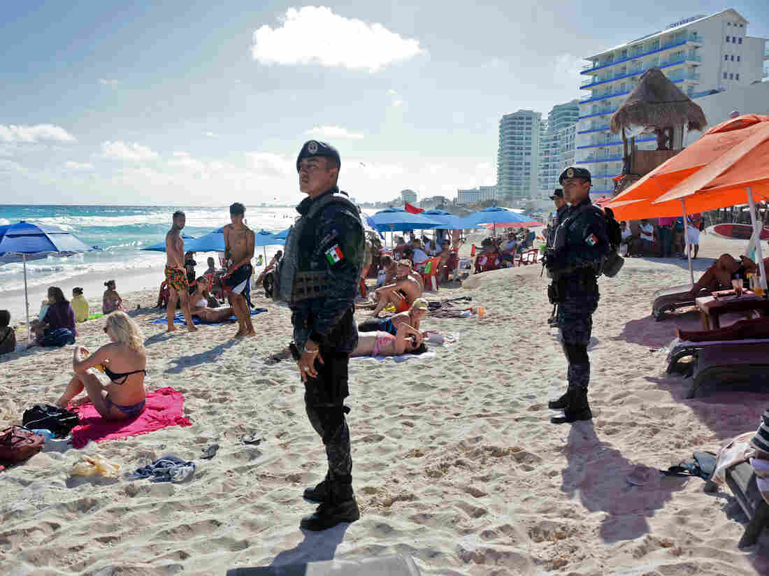 USA travelers warned of increased violence in Mexico, including murders, kidnappings