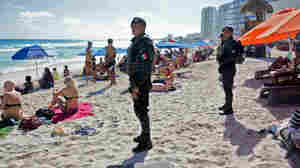U.S. State Department Expands Travel Warnings For Mexico's Beachside Tourist Meccas