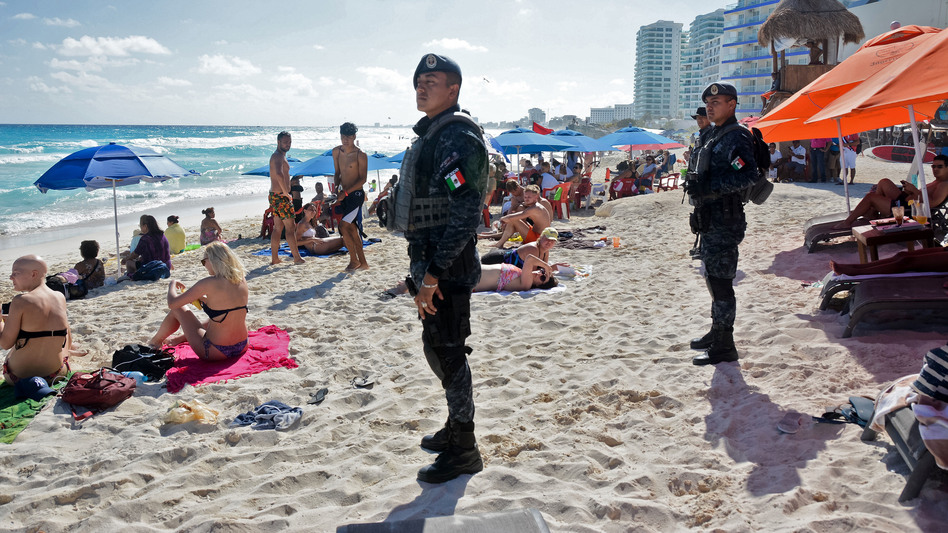 U S State Department Expands Travel Warnings For Mexico S