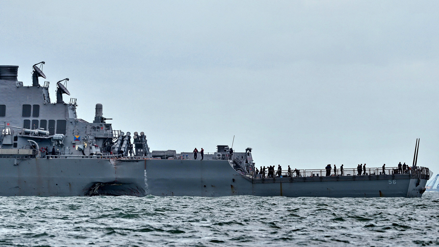 Navy Navigation Errors May Have Killed More Troops Than Afghanistan