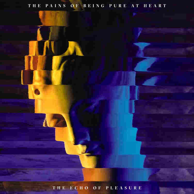 The Pains Of Being Pure At Heart's new album is The Echo Of Pleasure.