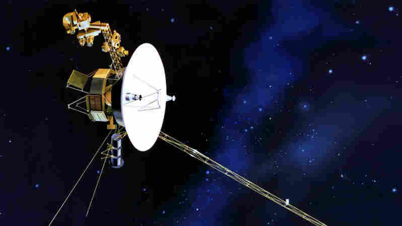 To Infinity And Beyond: Celebrating 40 Years Of The Voyager Mission