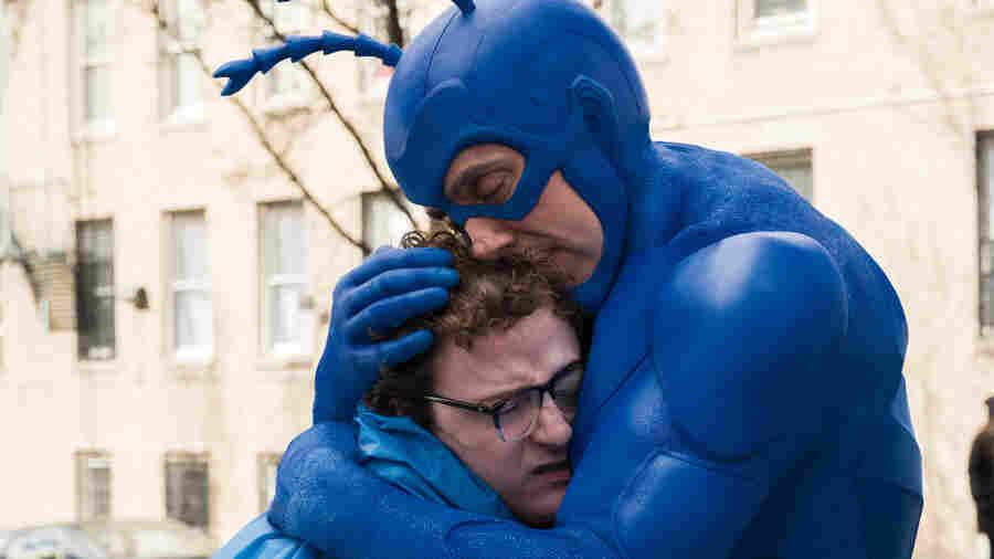 He's Big, He's Blue, And Now, He's Bingeable: 'The Tick' Returns