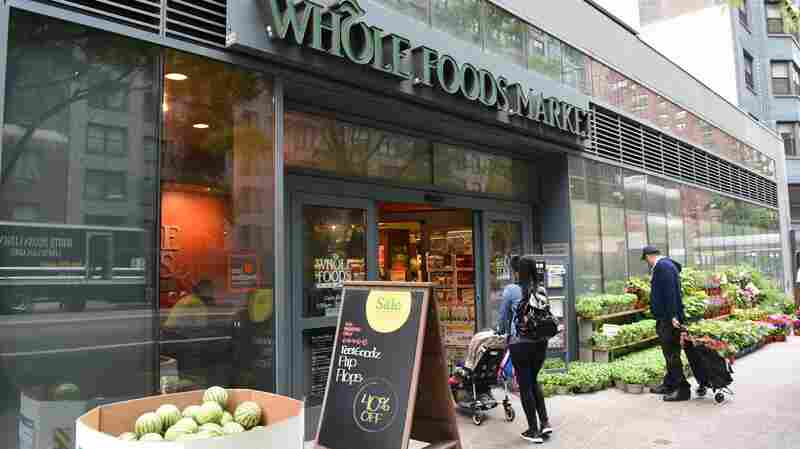 Amazon Takeover Of Whole Foods Gets Key Federal Approval